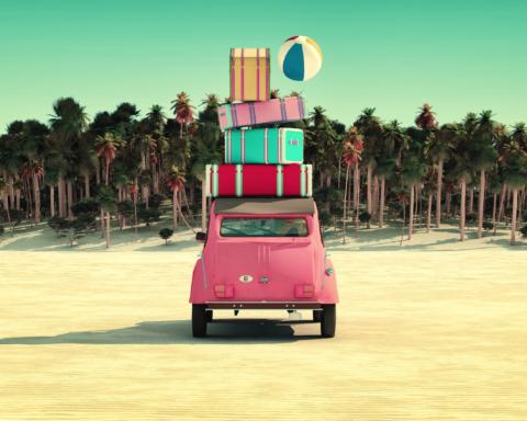 Les Bla-blateuses en vacances